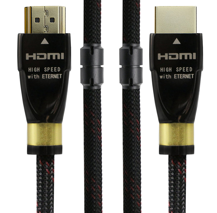 HDMI Cable 6ft W/ Magnetic Ring HDMI 2.0(4K) 30AWG Video 4K 2160p 1080p - www.wowseastore.com