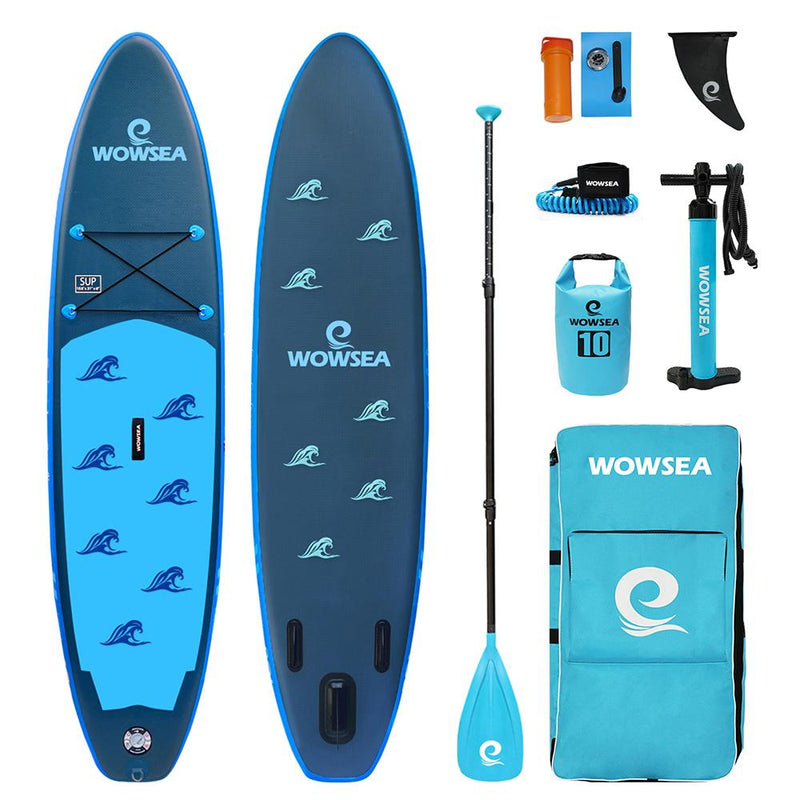 10'6″ Bionics B2 Paddle Board Inflatable