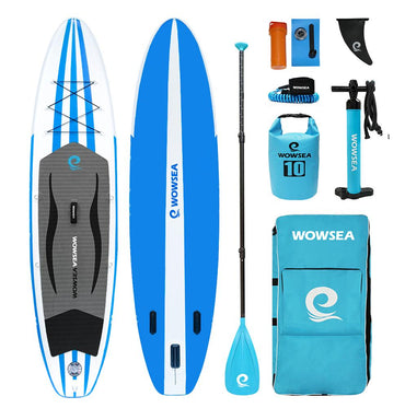11 'Bluesky S1 gonfiabili paddle board