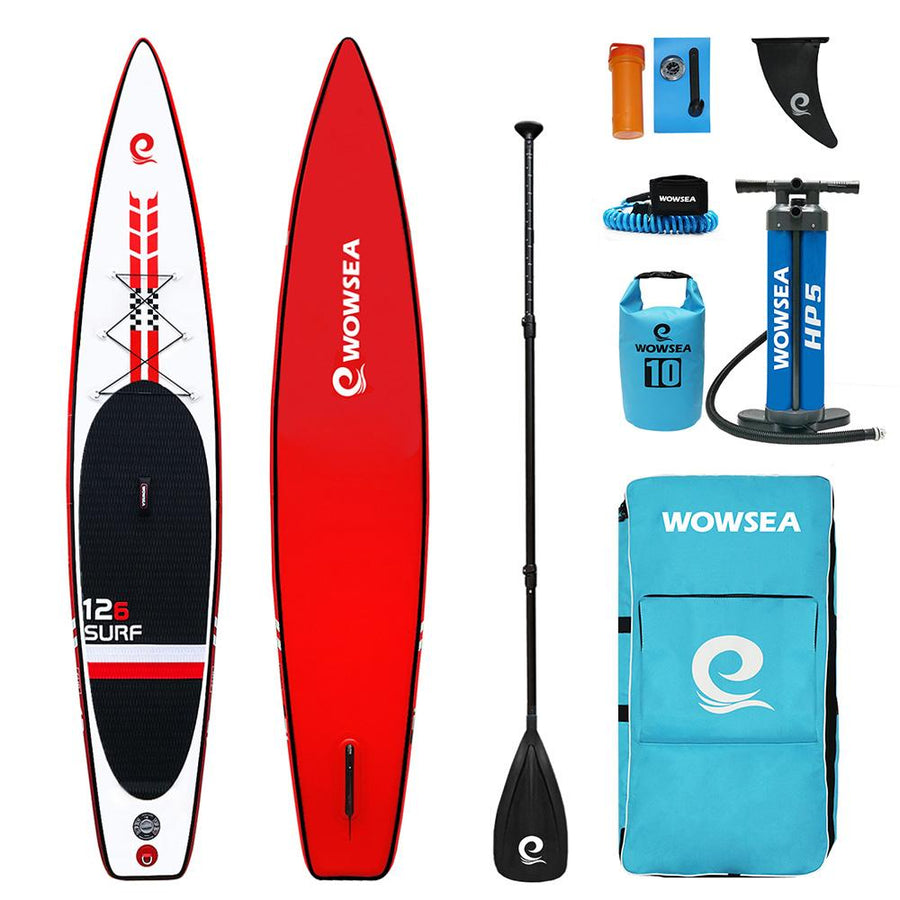 "12'6"" Traveller W1 Sport SUP Board"