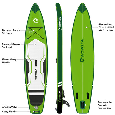 12' Flyfish F2 SUP Paddle Boards Package