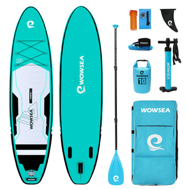 "10'6"" Trophy T2 Best Paddle Boards Package"