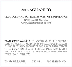 AGLIANICO VERTICAL