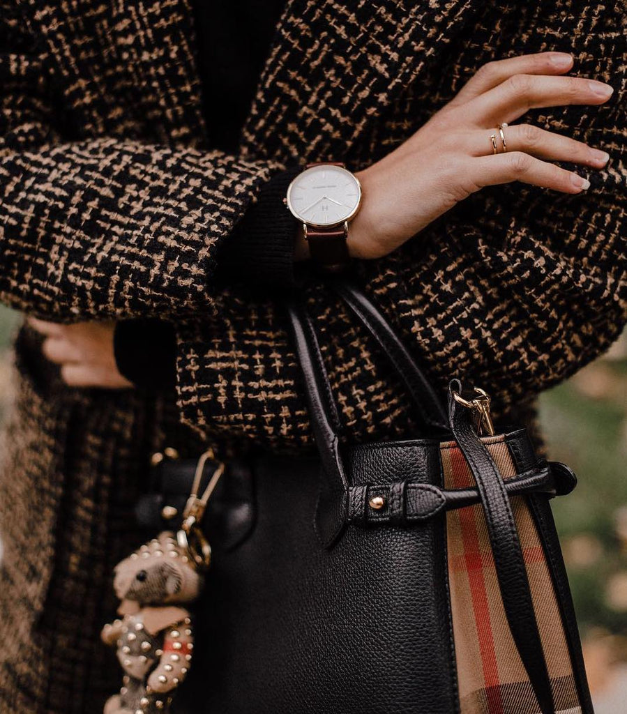 How to Wear Tweed with LHCo - by Le Temps d'un Café