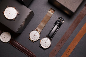 A watch that possesses versatility through any character and can withstand the test of time