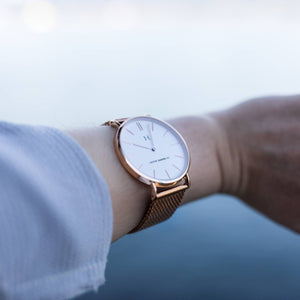 LHCo Signature Rose Gold