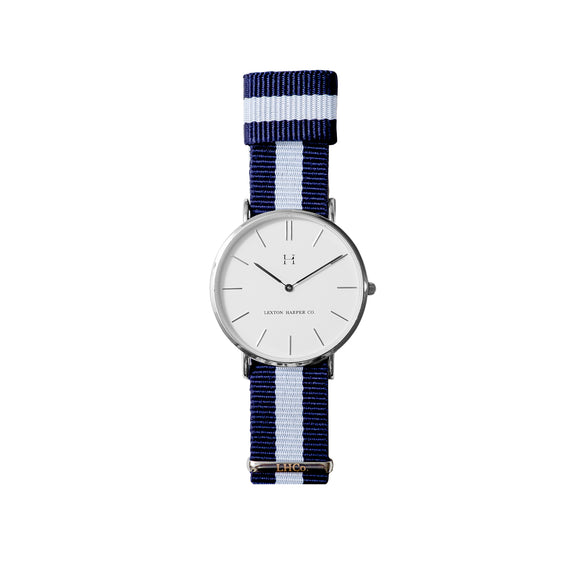 Signature NATO Nylon - Blue