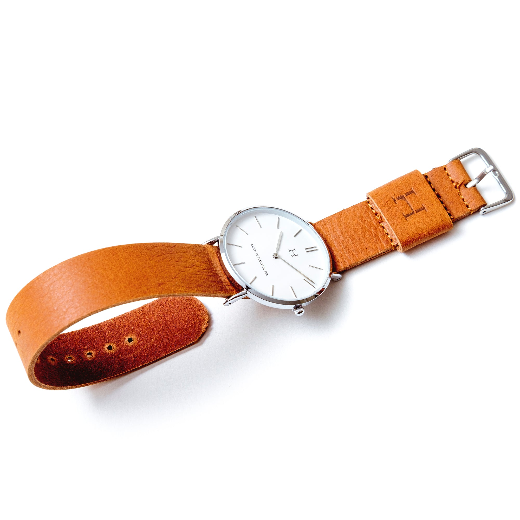 Watch Strap - NATO Leather