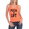 pizza and lift orange women.jpg