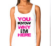 You Know Womens White Tank.jpg