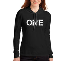 ON1E TSHIRT HOODIE WOMENS BLACK.jpg