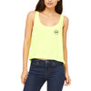 ON1E Women's Casual Crop Top