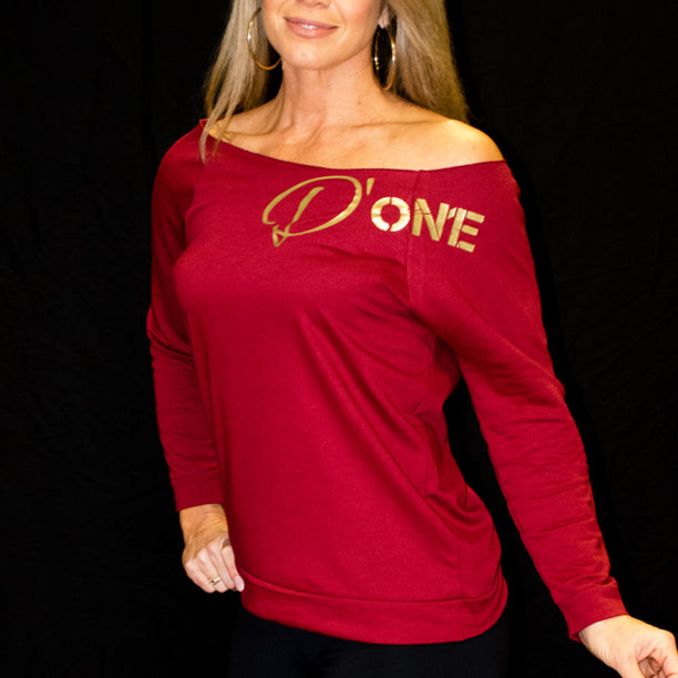 D'ON1E OFF SHOULDER Shirt