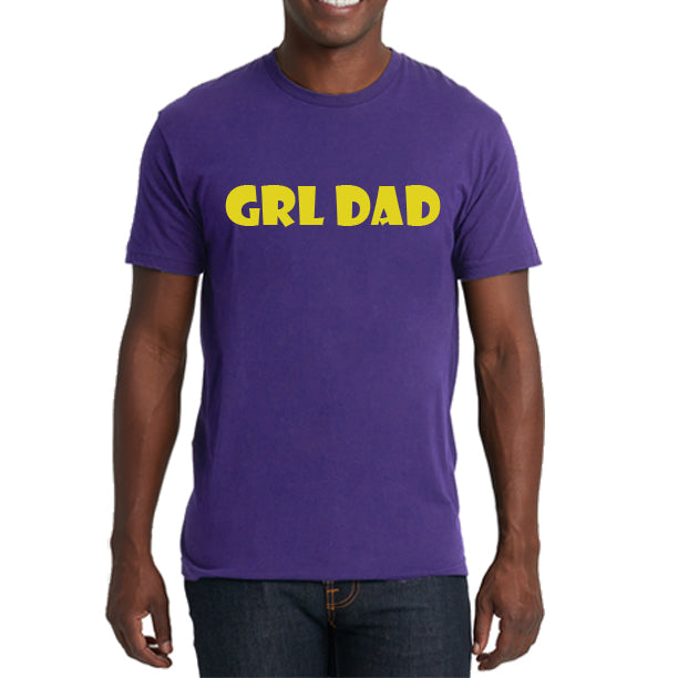 GRL DAD Men's T-Shirt (Limited)