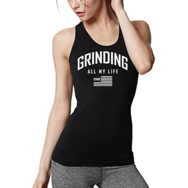 GRINDING ALL MY LIFE Women's Shirt