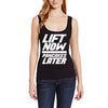 LIFT NOW Women's Tank Top