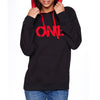 ON1E Unisex Two Toned Pullover Hoodie