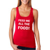 feed me womens red tank.jpg
