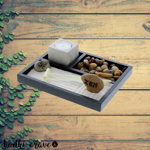 Tabletop Zen Garden Kit - Bodhi Crave