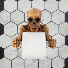 Spooky Skeleton Toilet Paper Holder - Bodhi Crave