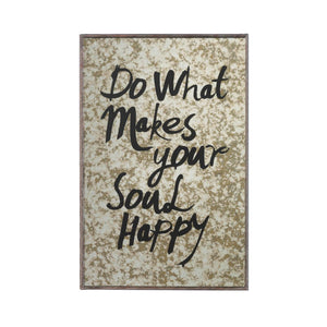 Bodhi's Happy Soul Wall Mirror - Bodhi Crave