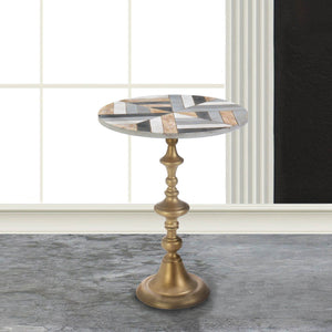 Montecito Round Accent Table - Bodhi Crave