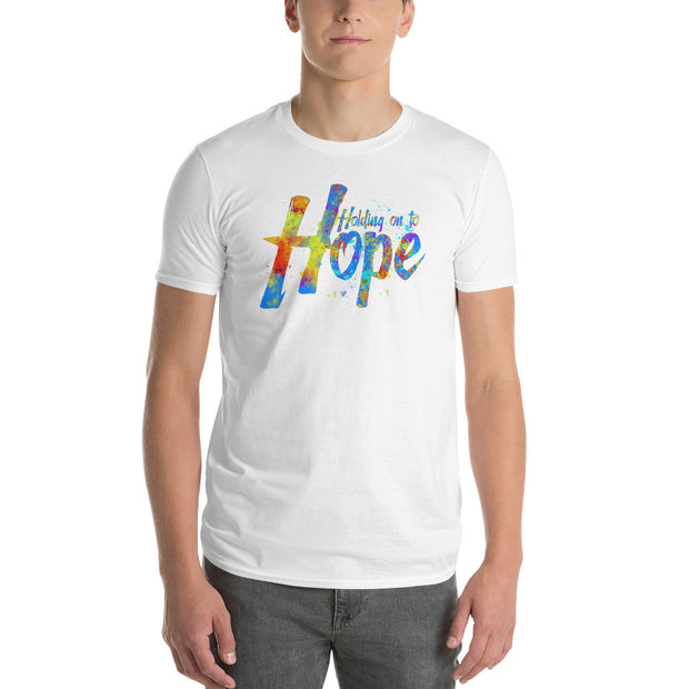 Holding on to Hope Short-Sleeve T-Shirt