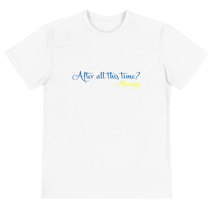 After All This Time Sustainable T-Shirt