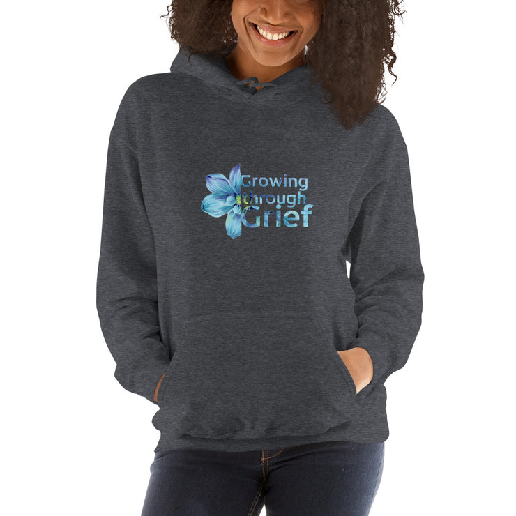 Growing Through Grief Hoodie