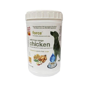 Charmant The Honest Kitchen Force Dry Dog Food, 2lbs | Singpet.COM