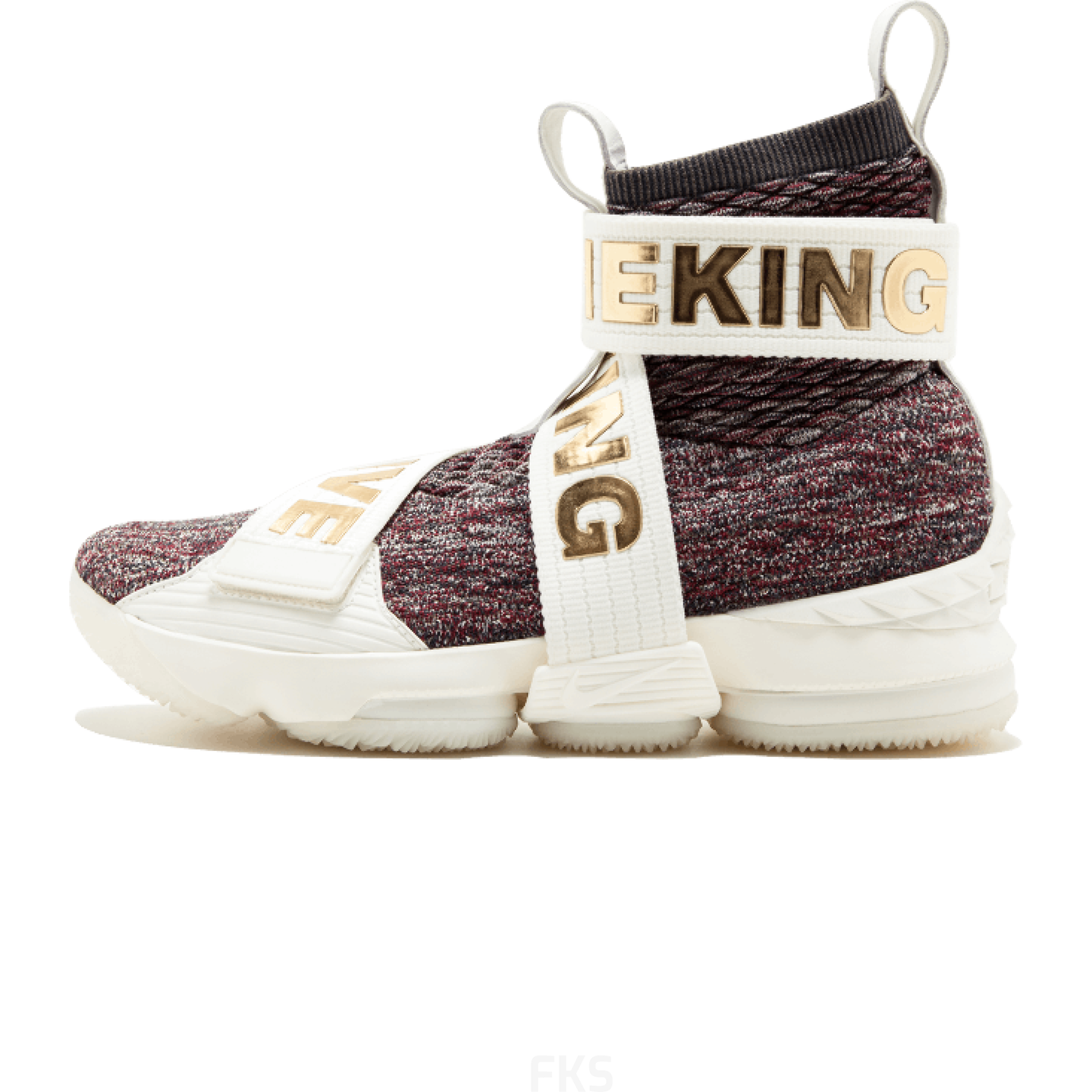 sports shoes bf738 0636f Kith x Nike Lebron Lifestyle XV Stained Glass