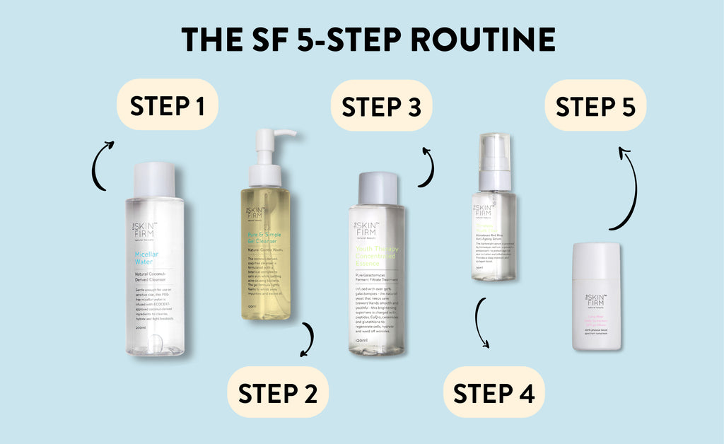 Your next beauty routine to stick by