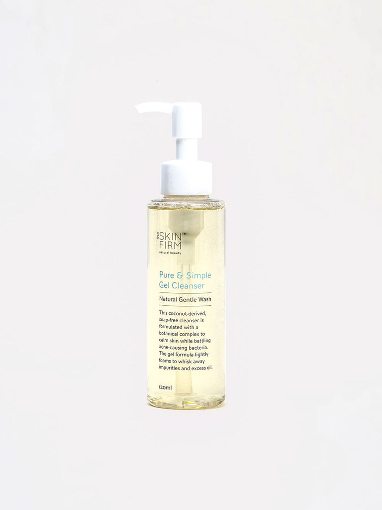 Pure & Simple Gel Cleanser - Natural purifier for all skin types