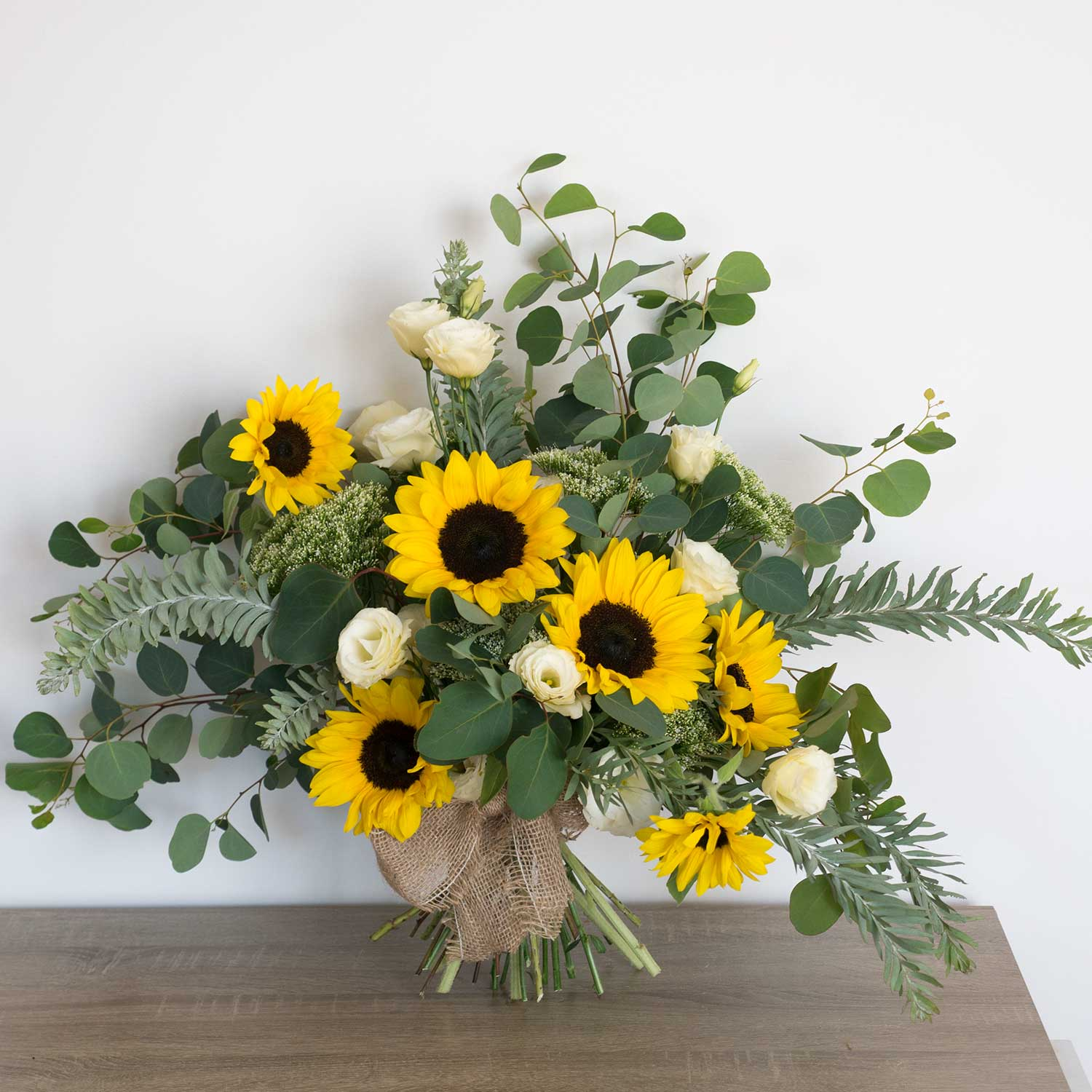 Sunflowers bouquet - Florii Flower Studio