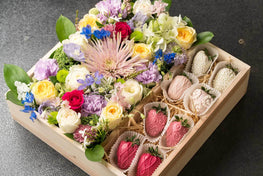 Sweet Flower Box - Florii Flower Studio