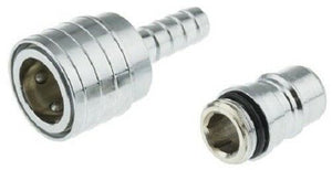 Nito 61514G3 Straight Male Hose Coupling 1/2in Straight Coupler, 1/2 in BSP Male - J & M Global Electronics Pty Ltd