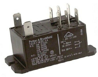 TE Connectivity T92S11D22-24 9-1393211-4 DPDT Non-Latching Relay - New - J & M Global Electronics Pty Ltd