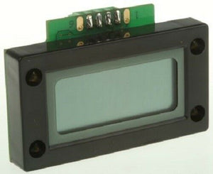 Anders Electronics BOS-S-F02 LCD Digital Panel Multi-Function Meter, 29mm x 66mm - J & M Global Electronics Pty Ltd