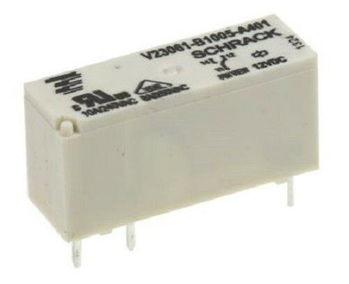 TE Connectivity V23061B1005A401 SPDT Non-Latching Relay PCB Mount - J & M Global Electronics Pty Ltd