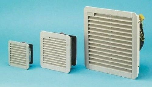 PFANNENBERG PF500011040152000 Filter Fan, 325 x 325mm, 461m³/h, 115 V ac, IP54 - J & M Global Electronics Pty Ltd