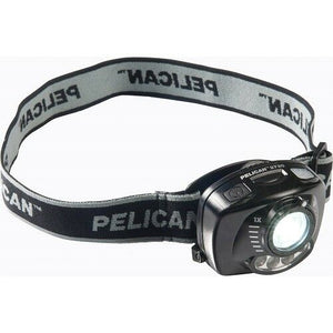 PELI Pro 027800-0000-110 Gear Black Led Headlight - J & M Global Electronics Pty Ltd