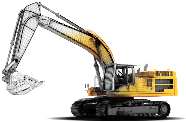 Excavator Parts, Undercarriage Parts, Track Parts in Calgary