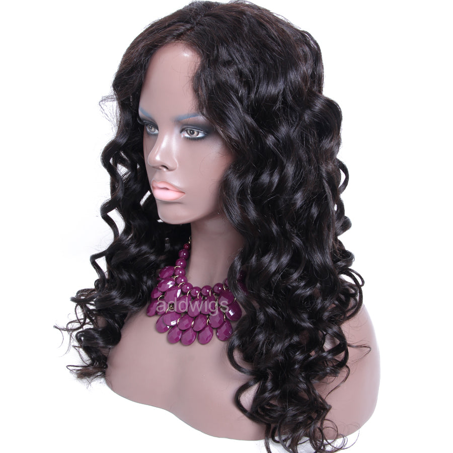 360 Lace Wigs Loose Wave Uk Best Sale Human Hair Lace Wigs