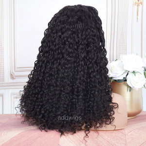 Best Selling Headband Wigs Curly 100% Human Hair (WITH TWO FREE HEADBANDS)