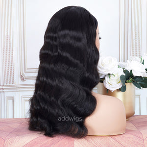 Headband Wigs Body Wave 100% Human Hair (WITH TWO FREE HEADBANDS)