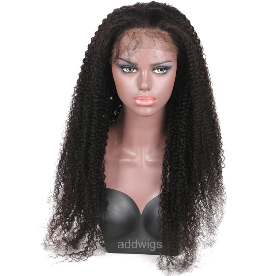 Afro Kinky Curly 100 Human Hair Uk African American Wigs For Black