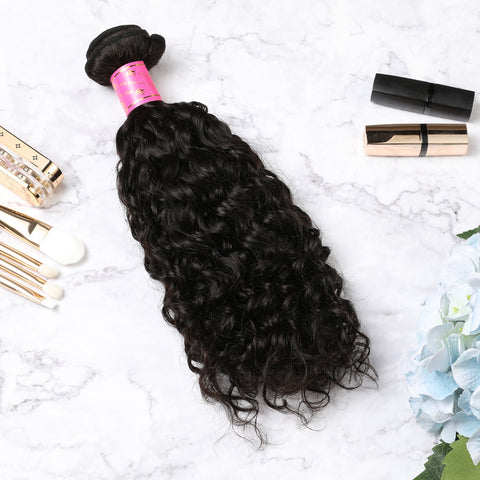 Hair Weave 4 Bundles Deal Malaysian Human Hair Curly