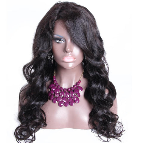 Super Loose Wave Full Lace Wigs Soft and Smooth no Tangle no Shed