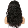 Wavy Lace Front Wig 100% Human Hair Lace Wigs With Natural Hairline
