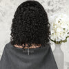 Best Selling Curly Bob Full Lace Wig Short Human Hair Bob Wigs